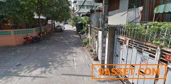 R1030 ขายที่ดินตารางวาละ 260000 บาท ถนนประชาราษฎร์บำเพ็ญซอย 6 Land for sale in Prachatipat soi 6