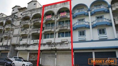 ขายตึกอาคารพาณิชย์ระยอง 2 คูหา ถนนใหญ่สาย 36 แยกบ้านดอน ติดโรงพยาบาลศรีระยอง 1.8 ล้านต่อห้อง