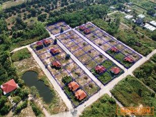 ขายที่ดินแบ่งขายเชียงใหม่ โซนหางดง ไปทางสันป่าตอง ราคาเริ่มต้นเพียงตร.วาละ 7,500