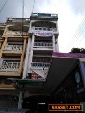 ขายอาคารพาณิชย์ 4 ชั้นครึ่ง 30 ตรว. ต.บางกร่าง  อ.เมือง  จ.นนทบุรี