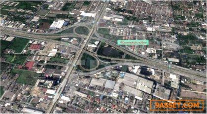 อาคารสำนักงาน 4 ชั้น เนื้อที่ 108.3 ตร.ว. ถนนกาญจนาภิเษก เขตภาษีเจริญ กรุงเทพฯ ราคา 40,000,000 บาท