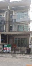 ขาย!!!! บ้าน Town Avenue rama 9 ทาวน์เฮ้า 3 ชั้น แปลงมุม