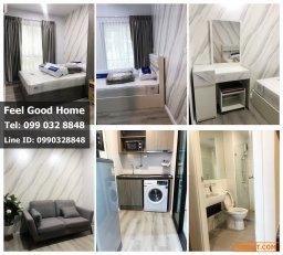 ให้เช่า ห้องใหม่!!!! (Notting Hill สุขุมวิท 105) เดินBTSได้  (2ห้องนอน!!!)