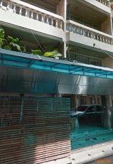 อาคารพาณิชย์ 6 ชั้น  3 คูหา 52 ตรว.ซอยเพชรบุรี 15 ราชเทวี กรุงเทพฯ ลงทุน โฮสต์เทล ที่พัก ฯลฯ
