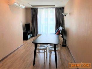 ให้เช่า คอนโดเดอรูฟ (D'Rouvre Condominium) ฺBTSอารีย์ 2นอน2น้ำ เฟอร์ใหม่ สวยพร้อมอยู่