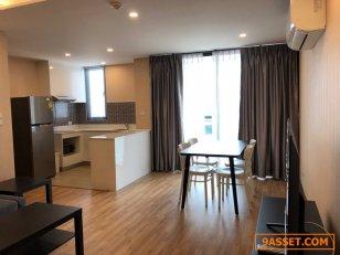 ให้เช่า คอนโดเดอรูฟ (D'Rouvre Condominium)  BTSอารีย์ 3นอน 2น้ำ เฟอร์ใหม่ สวยพร้อมอยู่