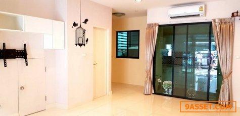 ขายทาวน์โฮม 3 ชั้น บ้านกลางเมือง งามวงศ์วาน 3นอน 3น้ำ 18.5 ตร.ม ใกล้การไฟฟ้างามฯ พร้อมอยู่ 093-8924954