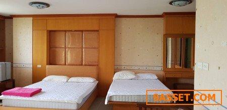 ขาย คอนโด พาร์คแลนด์ บางนา 76 ตรม ชั้น 5 1 ห้องนอนใหญ่ 2 ห้องน้ำ ห้องใหญ่ ห้องสวย