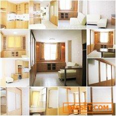 ขาย บิวท์อินทั้งห้อง ตึก 11 ชั้น 5 ห้องสวย สภาพดี เฟอร์ครบ คอนโด 1 ห้องนอน เดอะ พาร์คแลนด์ บางนา 38ตรม ติดวอลเปเปอร์ ตึกใหม่
