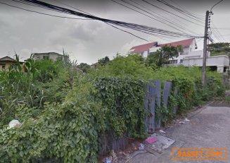 ขายที่ดินย่านอ่อนนุชซอยอ่อนนุช 30ถนนสุขุมวิท 77 พื้นที่สีส้ม ย 6