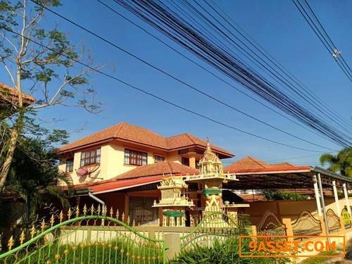 ขายบ้าน หมู่บ้านณัฏฐรียาเขาบันไดอิฐ เพชรบุรี
