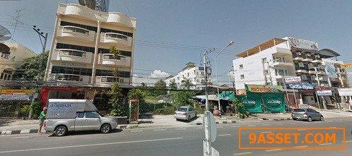 ขายที่ดินใจกลางเมืองหัวหิน ติดถนนเพชรเกษม