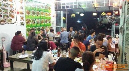 เซ้งด่วน‼️ ร้านอาหาร พร้อมอุปกรณ์ทั้งหมด @ใกล้โรงพักเสม็ด ชลบุรี ( แยกคีรี )