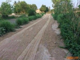 ขายที่ดินมีโฉนด ที่ติดคลองน้ำ มุกดาหาร