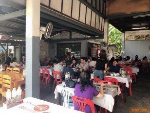 เซ้ง‼️ ร้านลาบขอนแก่น อาหารอีสาน จิ้มจุ่ม-ปิ้งย่าง @กรุงเทพฯ ( ซอยชินเขต )