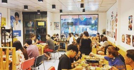 ขายแฟรนไชส์หลัก‼️ ร้านอาหารเกาหลี ชื่อดัง@ย่านทาวน์อินทาวน์