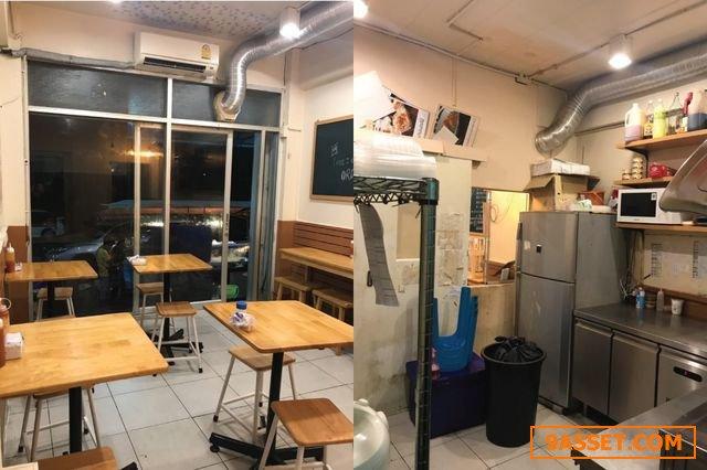 เซ้งร้านอาหาร ติดถนนเส้นหลัก @สถาบันพระจอมฯลาดกระบัง (ซ.เกกีงาม)
