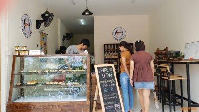 เซ้ง‼️ ร้านขนมปังอบ พร้อมอุปกรณ์-สูตร @ลำลูกกา คลอง6 ( ตลาดบ้านฟ้าเลอมาร์เซ่ )