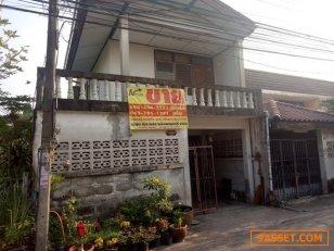 ขาย ! บ้านเดี่ยว 2 ชั้น ม.พรสว่าง บางพลี(บ้านหัวมุม) อ.บางพลี จ.สมุทรปราการ