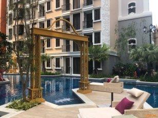 ขายด่วน คอนโด เอสปันย่า Espana Condo Resort Pattaya ขนาด 37 ตร.ม. 1ห้องนอน 1 ห้องน้ำ ใกล้หาดจอมเทียน