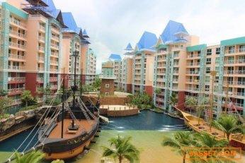 CM03057 ขายขาดทุน แกรนด์ แคริบเบียน คอนโด รีสอร์ท พัทยา Grande Caribbean Condo Resort Pattaya คอนโดมิเนียม ถนนทัพพระยา