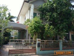 ขายบ้านแฝดสองชั้น 42.5 ตารางวา หมู่บ้านสินทรัพย์ 2 ธัญบุรี