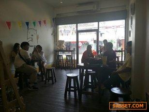 เซ้งร้านชา !! พร้อมแบรนด์+อุปกรณ์ @ใจกลางเมืองราชบุรี (ถนนราษฎรยินดี)