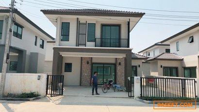 ประกาศขายดาวน์ 50,000 บาท โครงการเดอะบาลานซ์ปิ่นเกล้า-สายห้า บ้านกว้างสะดวกสบาย 4ห้องนอน 3ห้องน้ำ