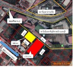 ขายที่ดิน 2ไร่ 1งาน และ 1 ไร่ ศรีสมาน 2/2 บ้านใหม่ ปากเกร็ด นนทบุรี