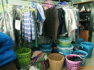 เซ้งด่วน!! ร้านซักรีด พร้อมแฟรนไชส์+อุปกรณ์ @ ลำลูกกาคลอง 3