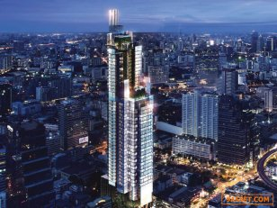 Ashton Silom, Sell below the cost, 2 BR, 72 sqm, High Floor, Corner Unit