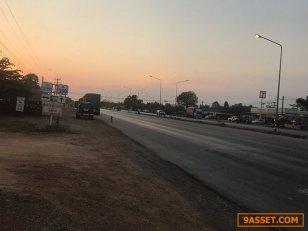ขายที่ดิน ตำบลสระขวัญ อำเภอเมืองสระแก้ว อยู่ติดถนนสาย 359 พนมฯ-อรัญประเทศ