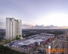 ขายคอนโดมีเนียม โครงการ Escent Rayong เชิงเนิน เมือง ระยอง