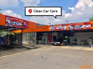 เซ้งด่วน ‼️ กิจการร้านล้างรถ พร้อมอุปกรณ์-พนักงาน @เขตสายไหม ( ถนนจตุโชติ )