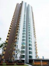 CM03093 ขาย คอนโด เอ็ม โซไซตี้ เมืองทองธานี M Society condominium คอนโดมิเนียม ซอยแจ้งวัฒนะ-ปากเกร็ด 33