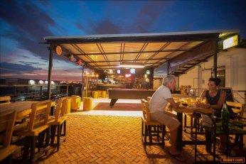 เซ้ง‼️ ร้านอาหาร ดาดฟ้าวิวสวย 360 องศา @ซอยลาดกระบัง 38 กทม.