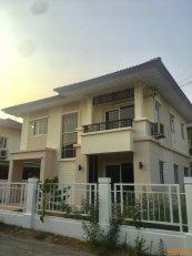 ขายบ้านเดี่ยว 2 ชั้น ราคาดีสุดในโครงการ (พฤกษาวิลเลจ 11 รัตนธิเบศร์-ราชพฤกษ์ (Pruksa Village 11 Rattanathibet)
