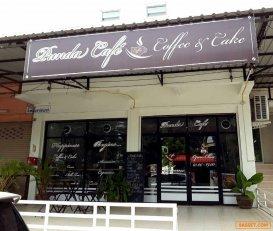 เซ้ง‼️ ร้านกาแฟ ใต้อพาร์ทเม้นท์ @อ.เมือง จ.มหาสารคาม