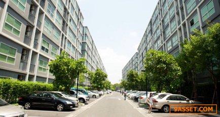 ขายด่วน!! ดีคอนโดรามคำแหง 9 ห้องสวย ตึก C ชั้น 2 ราคา 1,590,000 บาท (ถูกกว่าราคากลาง)