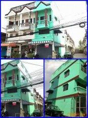 ขายอาคารพาณิชย์ 2 ชั้นครึ่ง (อาคารสีเขียว)