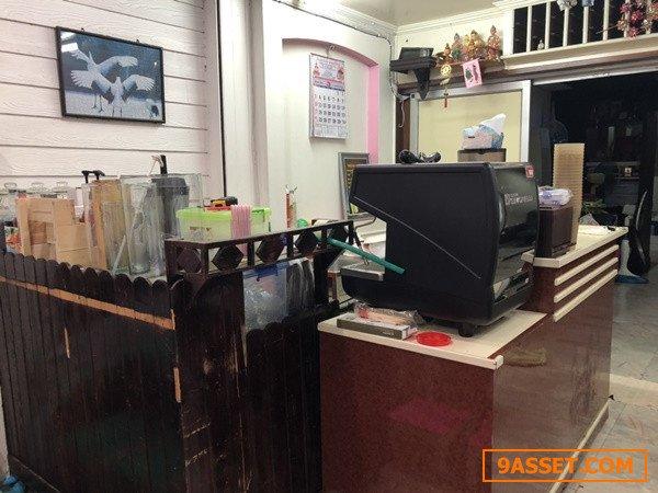 เซ้ง!! ร้านกาแฟ อุปกรณ์ครบ @เมืองทอง ตรงข้าม ม.สุโขทัยธรรมธิราช