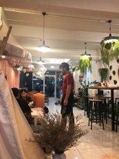 เซ้ง!! คาเฟ่ขนมหวาน+พิซซ่า @ซอย.รังสิตภิรมย์ ข้าง ม. กรุงเทพ