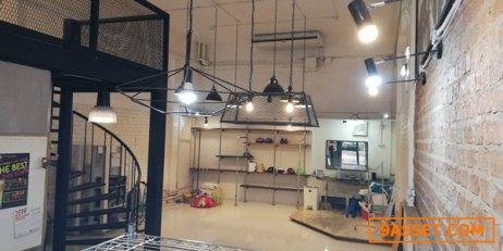 เซ้งโครงสร้าง!! ร้านกาแฟ ทำเลดีสุดในห้าง @ใน The Scene Town in Town ถนนศรีวรา แขวงพลับพลา