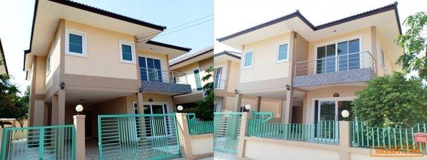 ขายบ้านเดี่ยว-2-ชั้น-บ้านสร้างใหม่-เมืองพิษณุโลก