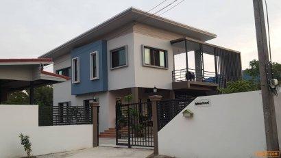 ขายบ้านเดี่ยว 2 ชั้น หมู่บ้านเดอะลากูน3 ซอย48  ปทุมธานี