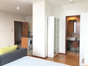 For rent condo in BTS Krungtonburi start from only 13,900 bath