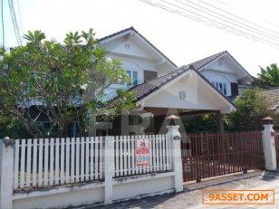 บ้านเดี่ยว บ้านภัทรา อ่อนนุช เนื้อที่  75.50 ตร.ว. เขตประเวศ กรุงเทพฯ ราคาขาย 5,900,000 บาท