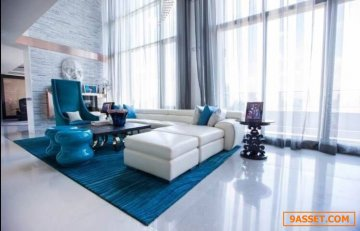 Sale the Best view at Water Mark condo near to Magnolias Waterfront Residences Icon Siam.