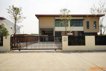 ขาย-เช่าโกดัง /โรงงานสร้างใหม่ ในโครงการ Platinum Factory 3 พื้นที่ 500 ตรม. โรง 4 (A4) ถนนศาลายา-บางเลน