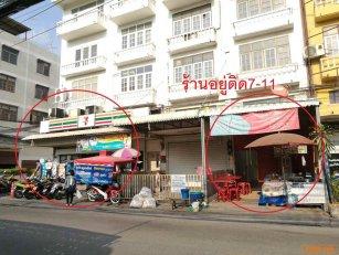 ให้เช่า!! อาคารพานิชย์ 4ชั้น ใกล้เซนทรัลแจ้งวัฒนะ @แจ้งวัฒนะ28 (ซอยต้นแทน)